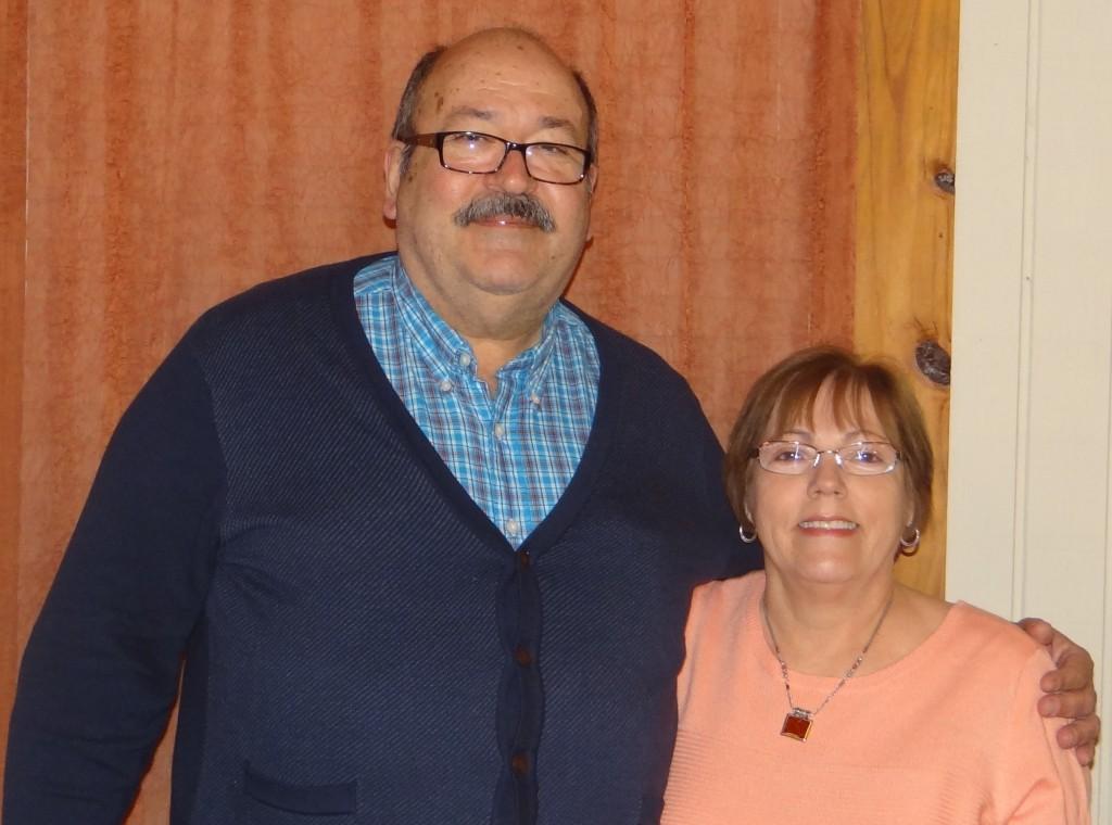 Angel y Natividad Rodriguez
